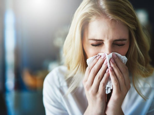 Treating Rhinitis