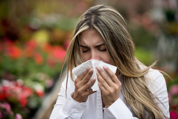 Things You May Not Know About Seasonal Allergies | Lockey