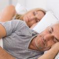 sleeping on side, shoulder pain