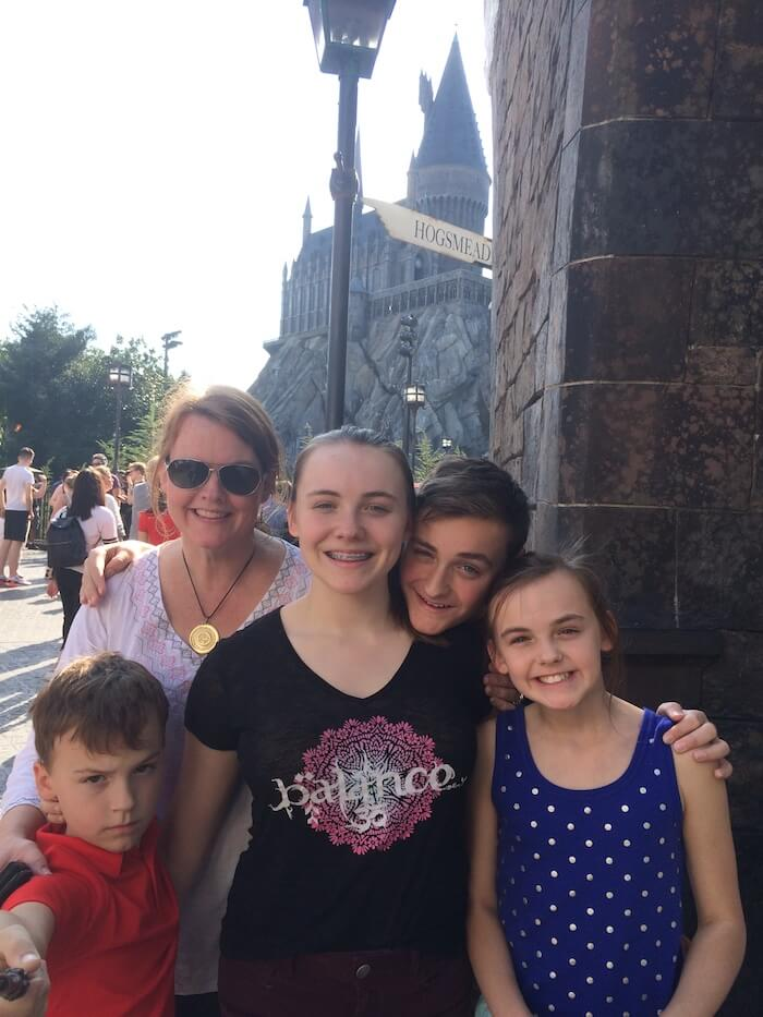The Banich family's magical studies at Hogwarts