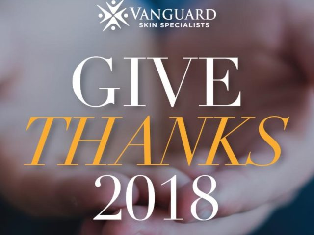 Give Thanks Campaign 2018