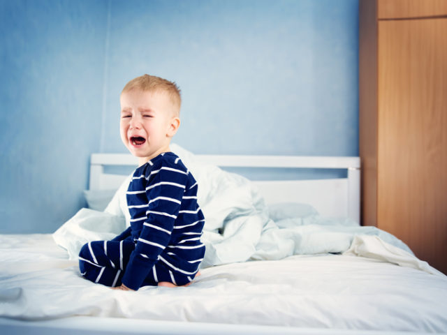 Signs Your Child has a Sleep Disorder