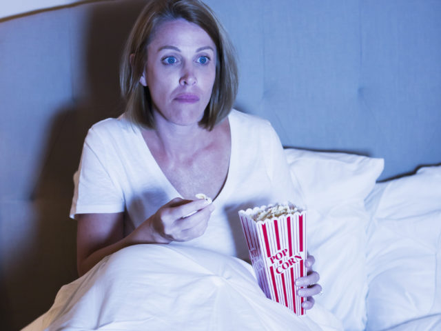 Is Binge-Watching Keeping You Up at Night?