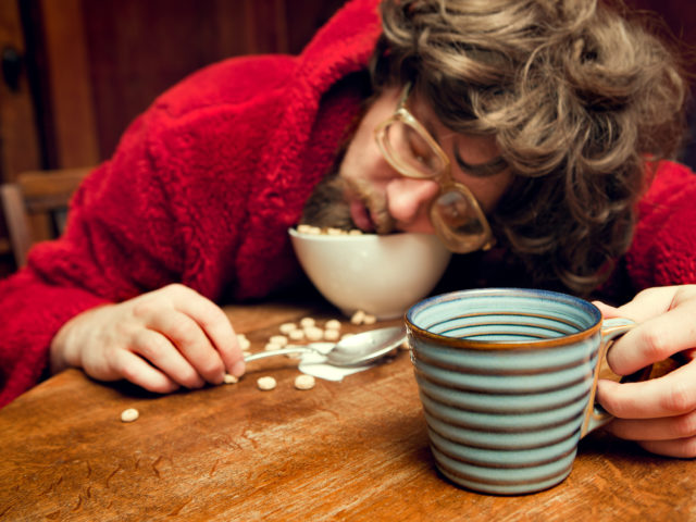 The Connection Between Overeating and Sleep Issues