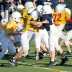 Imaging Shows Brain Damage in Youth Football Players