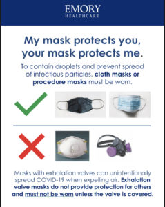 Acceptable Masks
