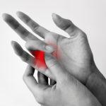 Trigger finger disease