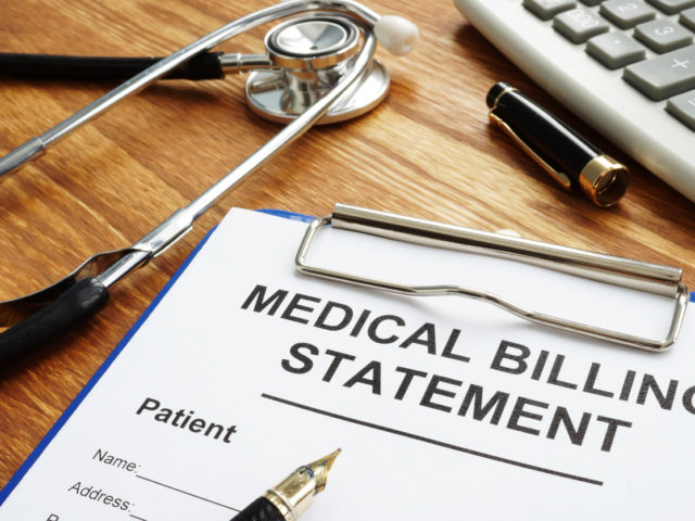 medical billing changes 2019