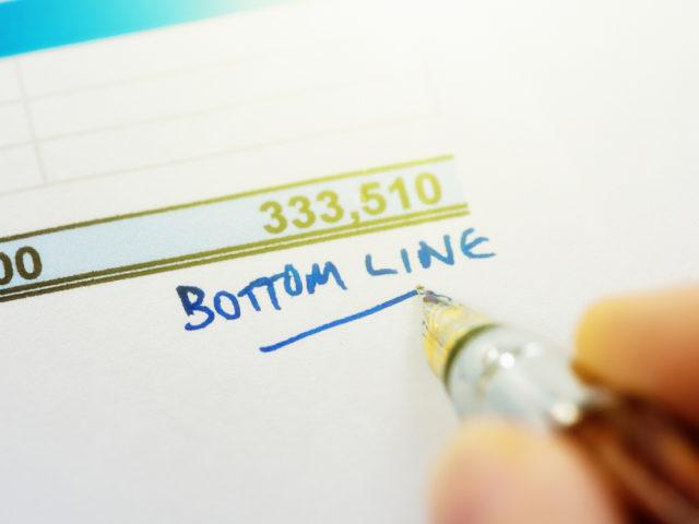 Practice's Bottom Line