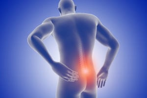 Herniated Disk - back pain