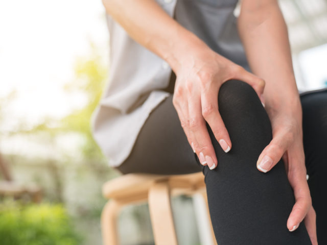 common causes of knee pain