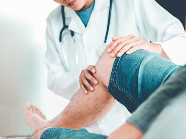 Physical Therapy for Orthopedic Pain