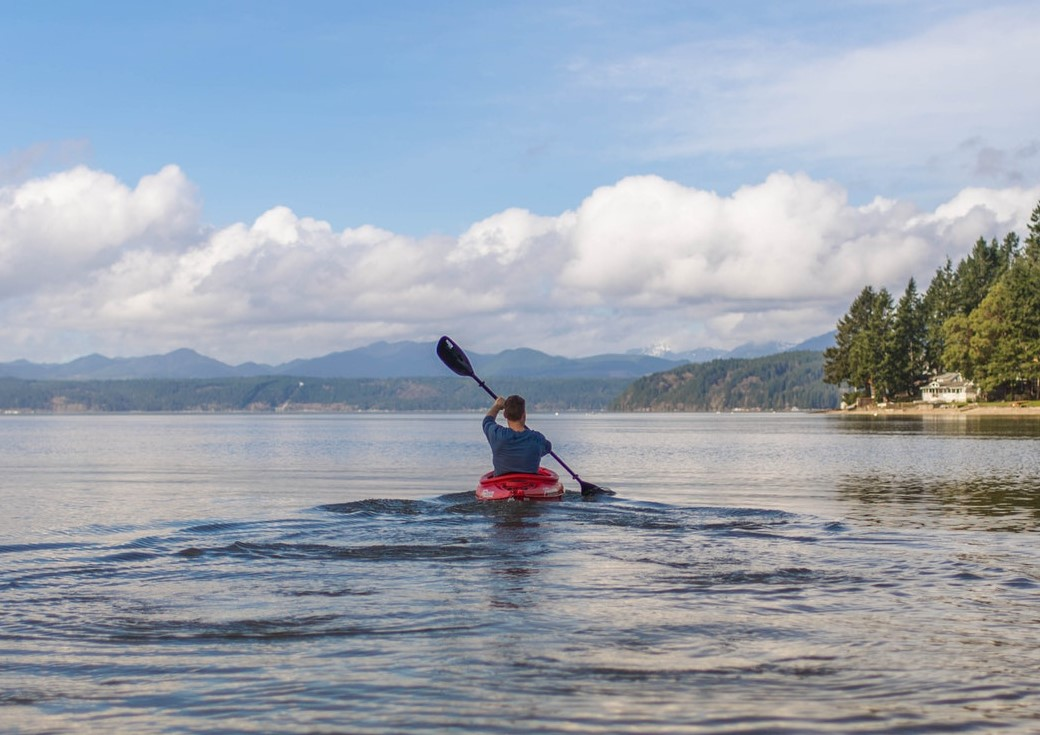 Kayak After Orthopedic Surgery