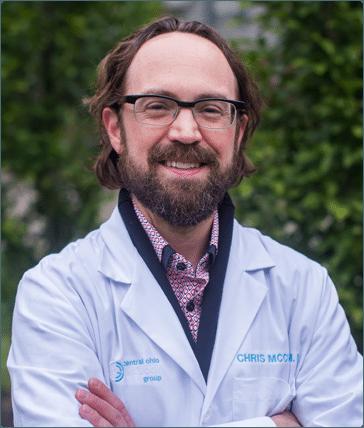 Meet Dr. Chris McClung - Reconstructive Urologist Columbus, OH