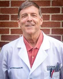 Dr. Robert McCarron