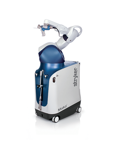 Mako Robotic Arm Assisted Surgery - Conway Orthopaedic & Sports Medicine Clinic - joint replacement