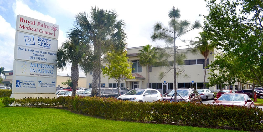 The Center for Bone & Joint Surgery of the Palm Beaches