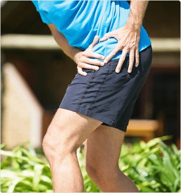 Hip pain - Knee Pain