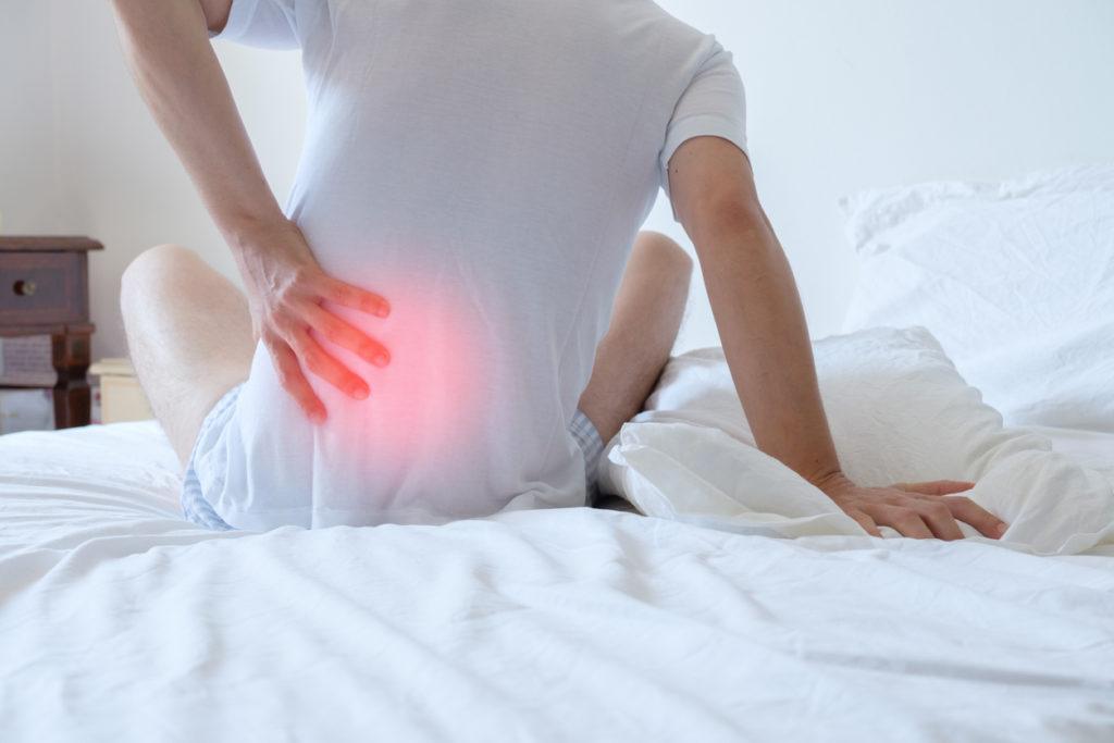 persistent sciatica pain
