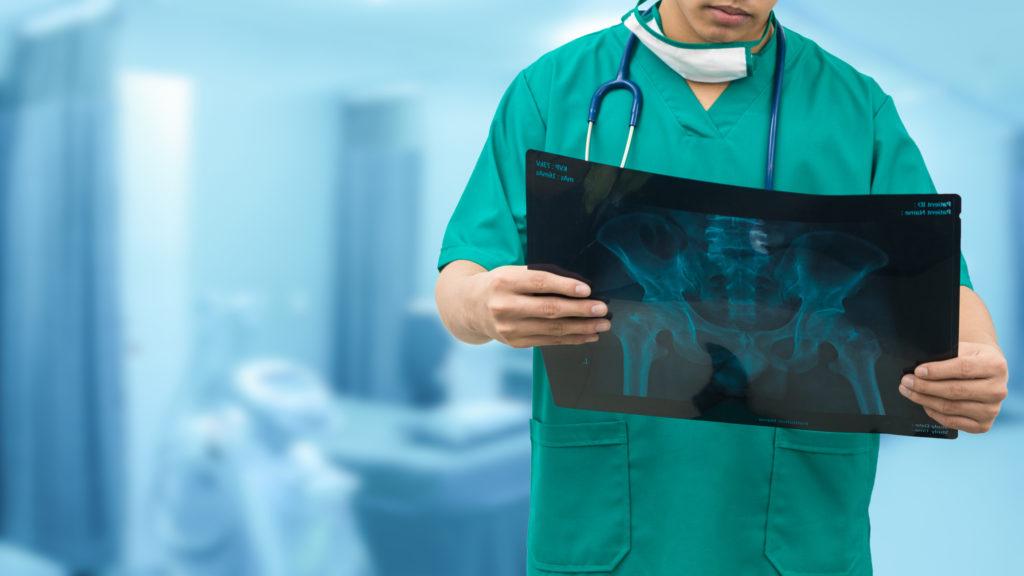 see an orthopedic surgeon