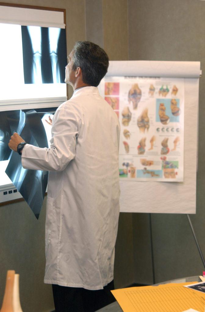 Orthopedic surgeons