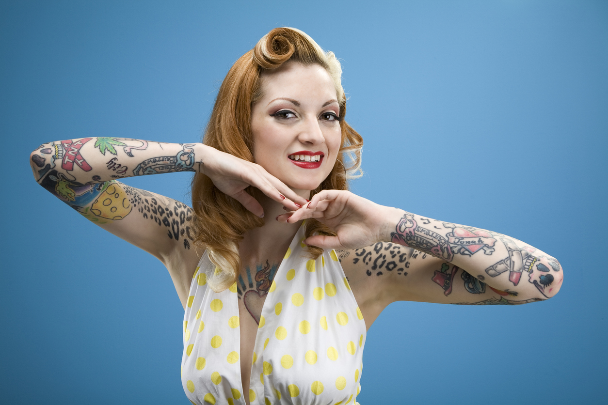 Recovery And Care For A Tattoo Removal Black Hills Plastic Surgery