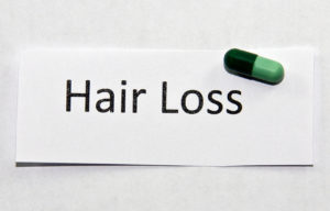 Vitamins for hair loss
