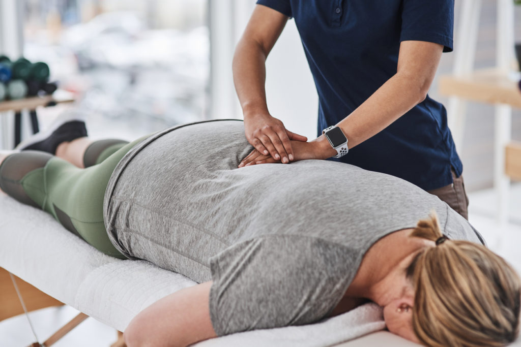 Chiropractic care - Chiropractor near me