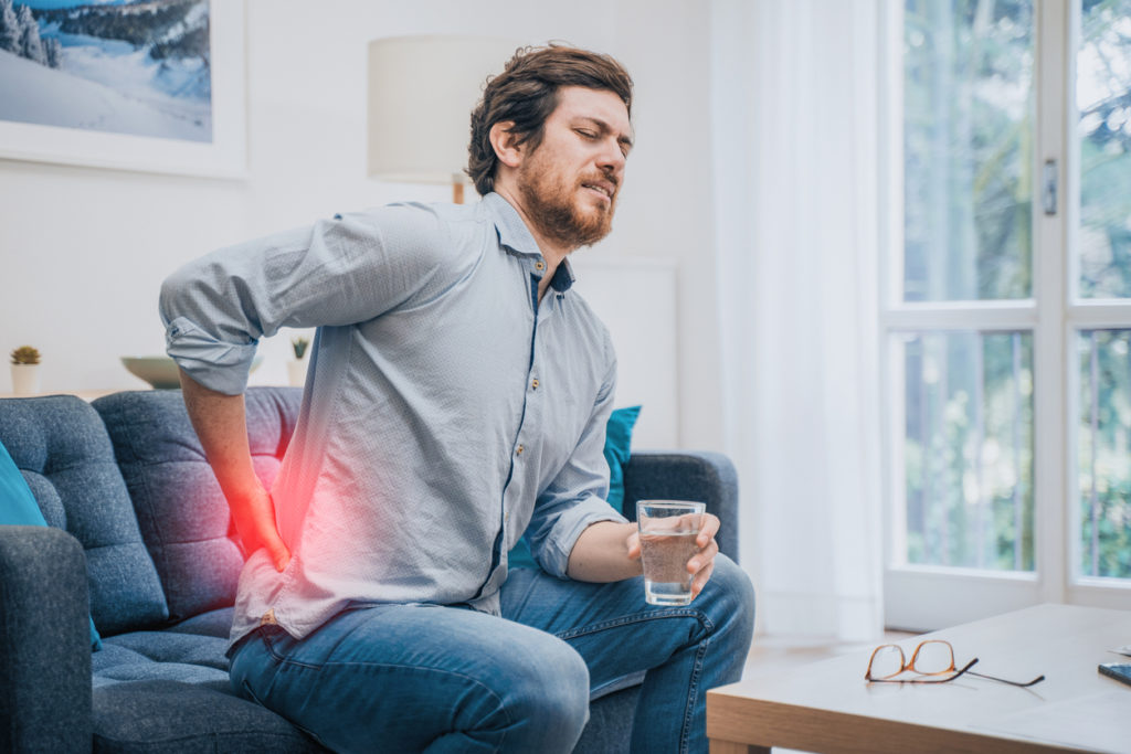 Back pain is a common health problem that affects millions of people. For some, back pain is acute and develops after an injury.