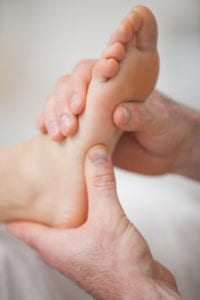 Foot, Ankle Injuries Are a Unique Specialty at Orthopaedic Associates of Central Maryland