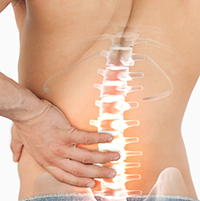 Can neck or back pain be cured?