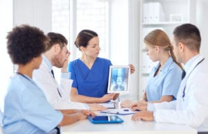 The Team Approach to Orthopedics: Benefits of Visiting a Large Practice