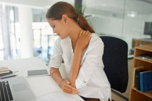 Is Your Job Causing Shoulder Pain