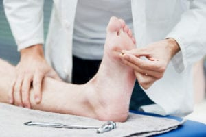 Foot Problems are a Major Concern for Diabetic Patients