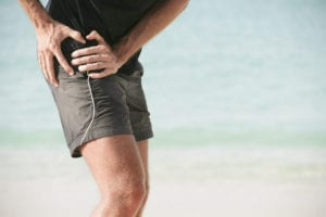 What is hip impingement?