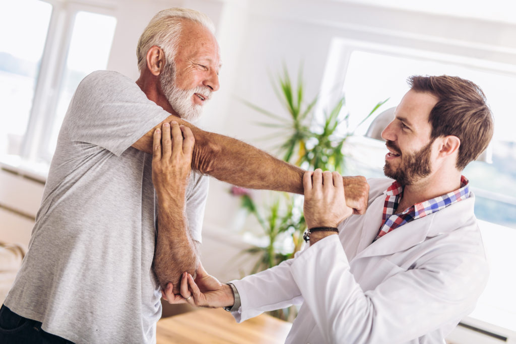 elderly orthopedic patients