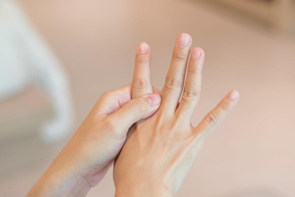 Tingling Fingers
