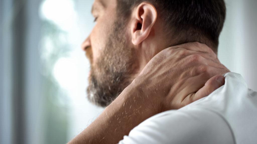 neck pain - Whiplash
