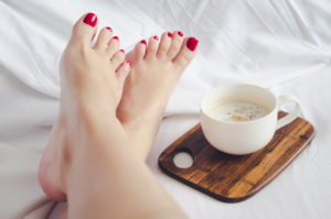 Cold Weather Foot Care