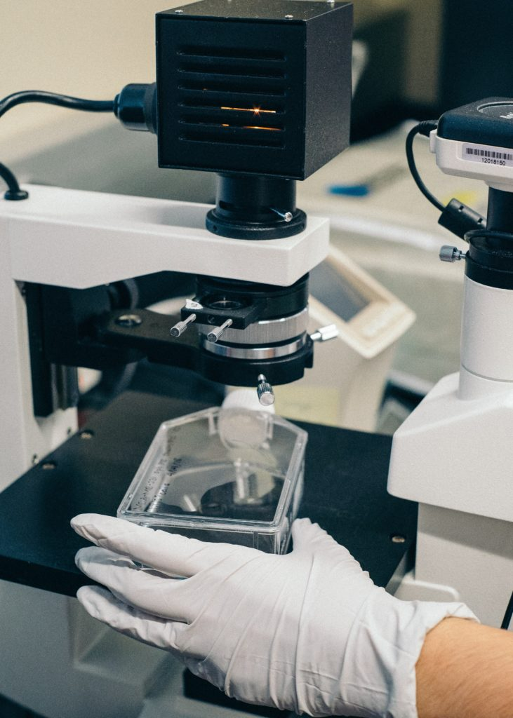 stem cell lab equipment
