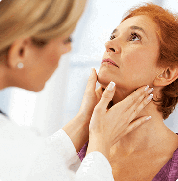 Austin ENT Clinic - Thyroid problems - Hyperthyroidism - hypothyroidism