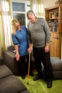 prepare your home for recovery after knee replacement