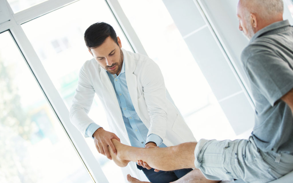 ankle replacement - Orthopedic Associates of West Jersey