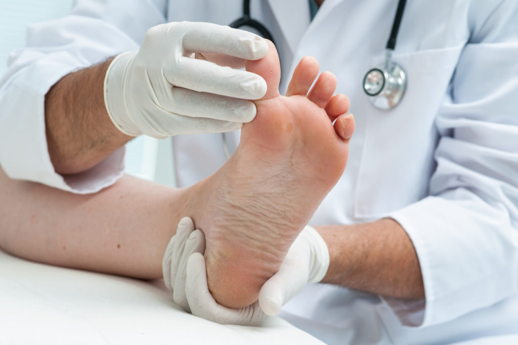 Chronic Foot Conditions