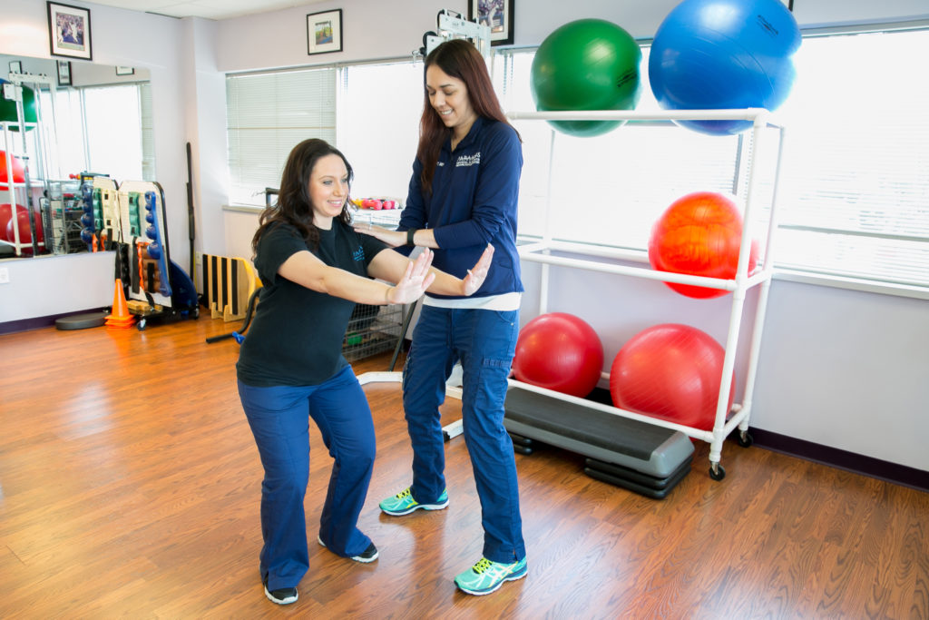 Physical Therapy - Paramus Medical & Sports Rehabilitation Center