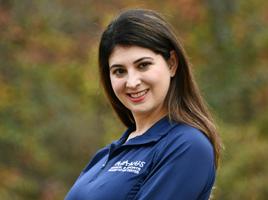 Anna Yegiazarova, DPT
