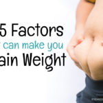 five factors that can make you gain weight - premier vein and vascular - tampa largo florida