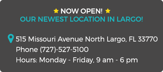 New Location in Largo