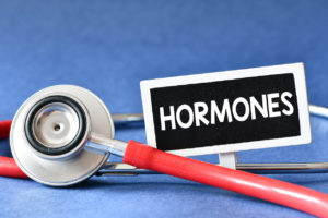 A hormonal imbalance happens when there is either an excess amount of hormones or an insufficient amount of hormones secreted into the bloodstream