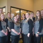 Jasper Medical and Dental staff